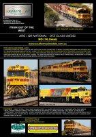 R-T-R DFZ Class Diesel Locomotive